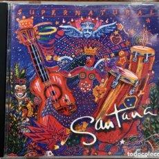 CDs de Música: SANTANA. SUPERNATURAL. CD. Lote 174050050