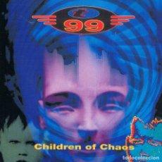 CDs de Música: T99 - CHILDREN OF CHAOS. CD. CBS SONY. Lote 174050097