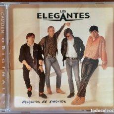 CDs de Música: LOS ELEGANTES. DISPAROS DE EMOCION. CD.. Lote 174050410