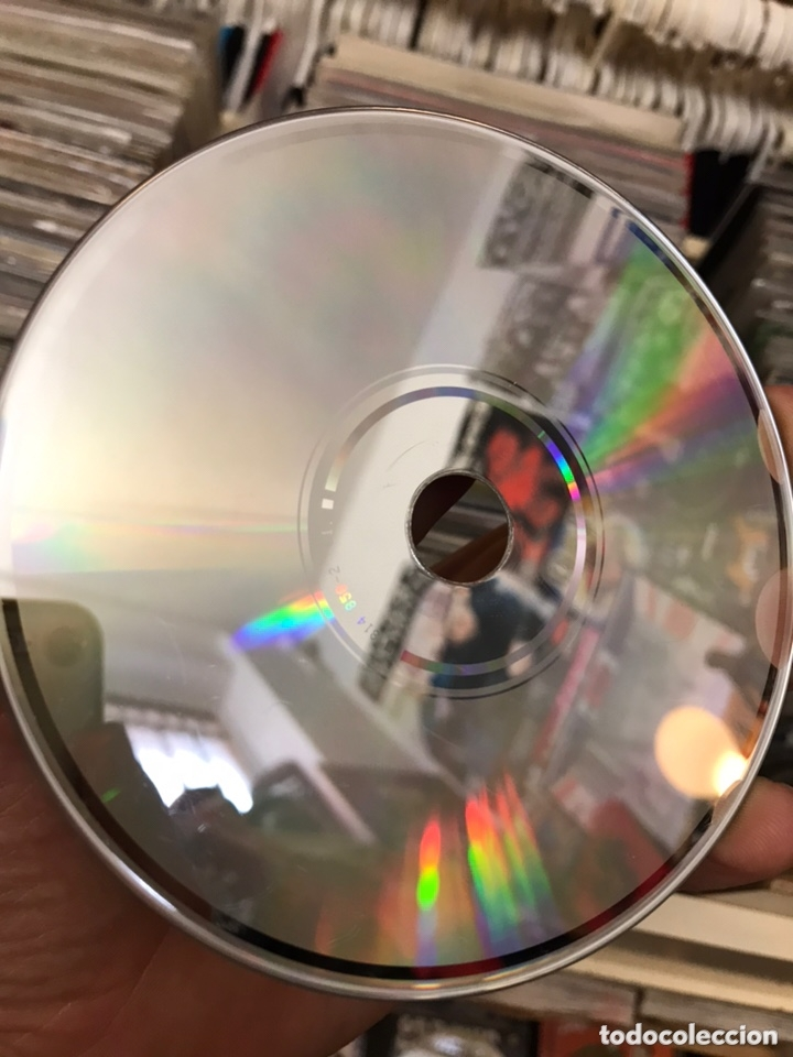 CDs de Música: Azul y negro Suspense cd Original Printed in west germany - Foto 3 - 174085808