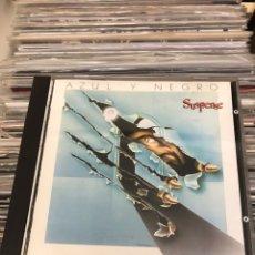 CDs de Música: AZUL Y NEGRO SUSPENSE CD ORIGINAL PRINTED IN WEST GERMANY. Lote 174085808