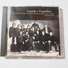 CDs de Música: LOQUILLO Y TROGLODITAS - DOBLE CD - COMPAÑEROS DE VIAJE. Lote 174101494