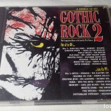 CDs de Música: GHOTIC ROCK 2 (DOBLE CD) AÑO 1995 CD. Lote 174102727