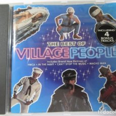 CDs de Música: CD THE BEST OF VILLAGE PEOPLE. Lote 174128878