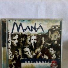 CDs de Música: CARÁTULA CD MANÁ UNPLUGGED. Lote 174130039