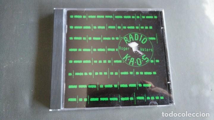 ROGER WATERS -RADIO KAOS (Música - CD's Rock)
