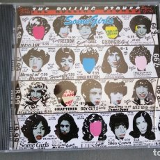 CDs de Música: ROLLING STONES - SOME GIRLS - CD. Lote 174132242
