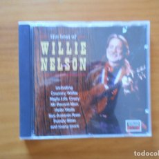 CDs de Música: CD THE BEST OF WILLIE NELSON (T5). Lote 174134910