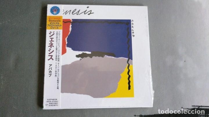 GENESIS - ABACAB - EDICIÓN JAPONÉSA - NUEVO- PRECINTADO (Música - CD's Rock)