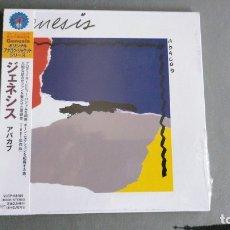 CDs de Música: GENESIS - ABACAB - EDICIÓN JAPONÉSA - NUEVO- PRECINTADO. Lote 174135373