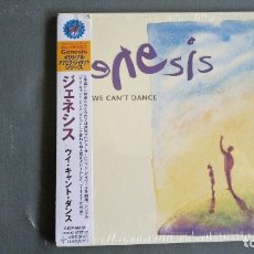 CDs de Música: GENESIS - WE CAN´T DANCE - CD - JAPÓN - NUEVO - PRECINTADO. Lote 174135599