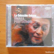 CDs de Música: CD OMARA PORTUONDO - LA COLECCION CUBANA (T5). Lote 174136070