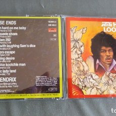 CDs de Música: JIMI HENDRIX - LOOSE ENDS - CD. Lote 174142939