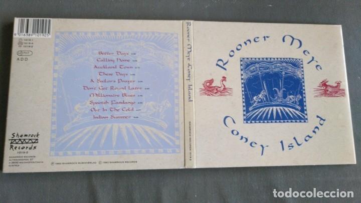ROONER MEYE - CONEY ISLAND - CD (Música - CD's Rock)