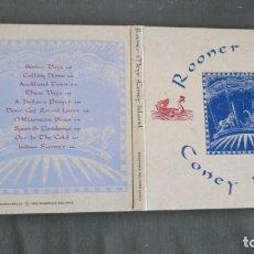 CDs de Música: ROONER MEYE - CONEY ISLAND - CD. Lote 174145525