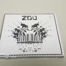CDs de Música: JJ8- ZOO CD NUEVO PRECINTADO PRECIO LIQUIDACION !!!!. Lote 174152545