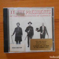 CDs de Música: CD THE PRESIDENTS OF THE UNITED STATES OF AMERICA - II (Z5). Lote 174154658