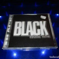 CDs de Música: BLACK ( RADIO HITS ) - 2 CD - NM1833CD - MAX MUSIC - PRECINTADO - AFRIKA BAMBAATAA - DJ MONTANA .... Lote 174166929
