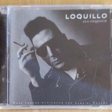 CDs de Música: LOQUILLO (CON ELEGANCIA) CD 2003. Lote 174170757
