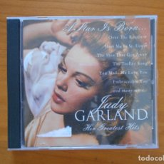 CDs de Música: CD A STAR IS BORN... JUDY GARLAND - HER GREATEST HITS (A6). Lote 174175654