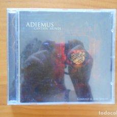 CDs de Música: CD ADIEMUS II - CANTATA MUNDI - KARL JENKINS (E6). Lote 174177524