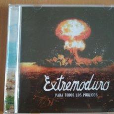CDs de Música: EXTREMODURO PARA TODOS LOS PUBLICOS CD. Lote 174180827