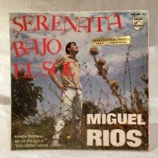 CDs de Música: MIGUEL RIOS SERENATA BAJO EL SOL. Lote 174185942