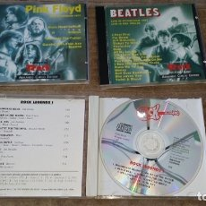 CDs de Música: 8 CDS - PINK FLOYD - BEATLES - POP-ROCK. Lote 174190393