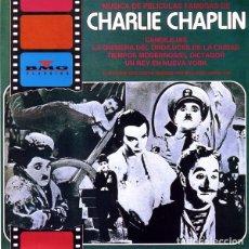 CDs de Música: MÚSICA DE PELÍCULAS FAMOSAS DE CHARLIE CHAPLIN CD * NUEVO * ULTRARARE * 1992. Lote 174196202