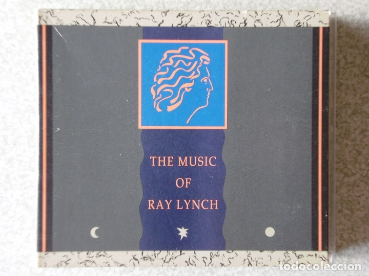 RAY LYNCH.THE MUSIC OF RAY LYNCH.THE SKY OF MIND-DEEP BREAKFAST-NO BLUE THING...DIFICIL BOX 3 CD´S (Música - CD's New age)