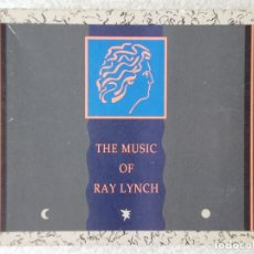 CDs de Música: RAY LYNCH.THE MUSIC OF RAY LYNCH.THE SKY OF MIND-DEEP BREAKFAST-NO BLUE THING...DIFICIL BOX 3 CD´S. Lote 174233824