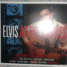 CDs de Música: ELVIS: AT THE MOVIES: CD TRIPLE: PRECINTADO. Lote 173355319