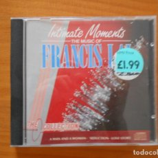 CDs de Música: CD INTIMATE MOMENTS - THE MUSIC OF FRANCIS LAI (F6). Lote 174249717