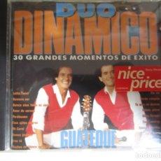 CDs de Música: CD DUO DINAMICO 30 GRANDES MOMENTOS DE EXITO GUATEQUE. Lote 174250862