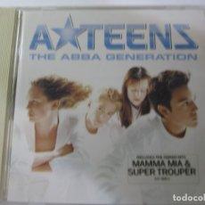 CDs de Música: CD ATEENS THE ABBA GENERATION. Lote 174251302