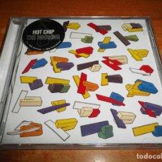 CDs de Música: HOT CHIP THE WARNING CD ALBUM DEL AÑO 2006 EU CONTIENE 13 TEMAS SYNTHPOP BAND ELECTRONICA INDIE. Lote 174261287