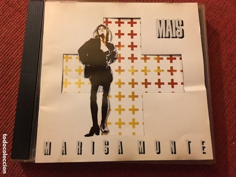 MARISA MONTE - MAIS (CD, ALBUM) (EMI)796081 2 ED BRASIL (Música - CD's Latina)