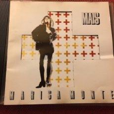 CDs de Música: MARISA MONTE - MAIS (CD, ALBUM) (EMI)796081 2 ED BRASIL. Lote 174263347