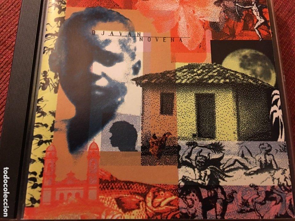 DJAVAN - NOVENA (CD, ALBUM) (EPIC) 099747646621, 229.035 ED BRASIL (Música - CD's Latina)