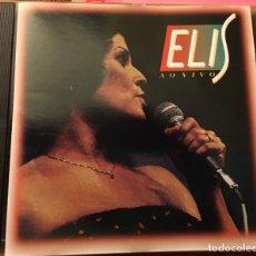 CDs de Música: ELIS REGINA - AO VIVO (CD, ALBUM) (VELAS) 11V140 (ED BRASIL). Lote 174264677