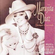 CD de Música: MARUJITA DIAZ - SIEMPRE CANTANDO - INCLUYE LA CANCION DEL CHIN PUN. PRECINTADO. Lote 273646338
