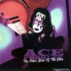 CDs de Música: ACE FREHLEY CD - THE OTHER SIDE OF THE COIN - KISS. Lote 174309655