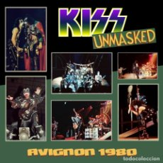 CDs de Música: KISS CD - AVIGNON 1980. Lote 174309899
