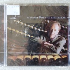 CDs de Música: AL STEWART.DOWN IN THE CELLAR...PRECINTADO. Lote 174309909