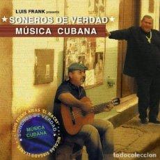 CDs de Música: SONEROS DE VERDAD - MUSICA CUBANA - NUEVO Y PRECINTADO. Lote 174310869