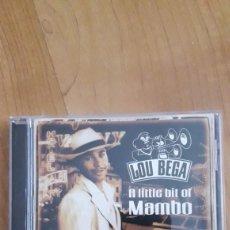 CDs de Música: LOU BEGA. A LITTLE BIT OF MAMBO. Lote 174311128