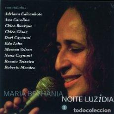 CDs de Música: MARIA BETHÂNIA – NOITE LUZIDIA VOL. 2 - NUEVO Y PRECINTADO. Lote 194589078