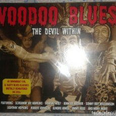 CDs de Música: VOODOO BLUES: THE DEVIL WITHIN: CD DOBLE. Lote 174313952