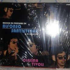 CDs de Música: ALFONSO SANTISTEBAN Y SU ORQUESTA: CINEMA TIVOLI: MÚSICA DE PELICULAS: LIMITED COLLECTORS EDITION. Lote 174315364