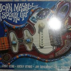 CDs de Música: JOHN MAYALL: A SPECIAL LIFE: CD PRECINTADO. Lote 174315778